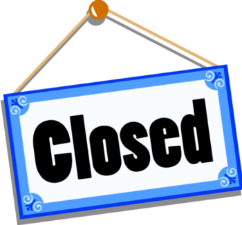 Parish Offices Closed